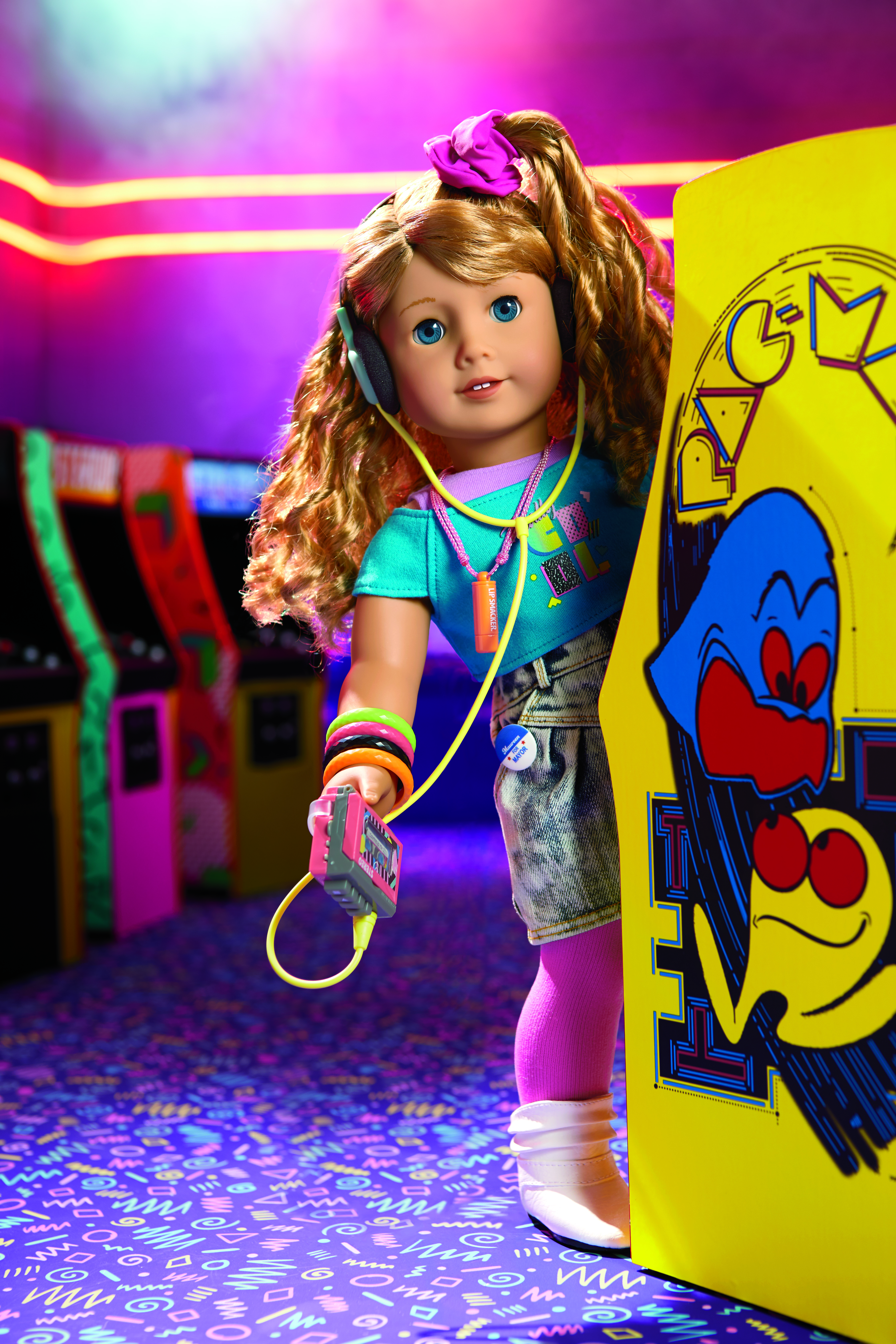 This 1980's American Girl Doll Courtney Moore Brings Back Comforting Childhood Memories