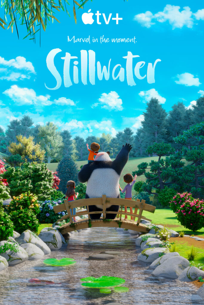 Apple TV 'Stillwater' Brings Mindfulness To Homes