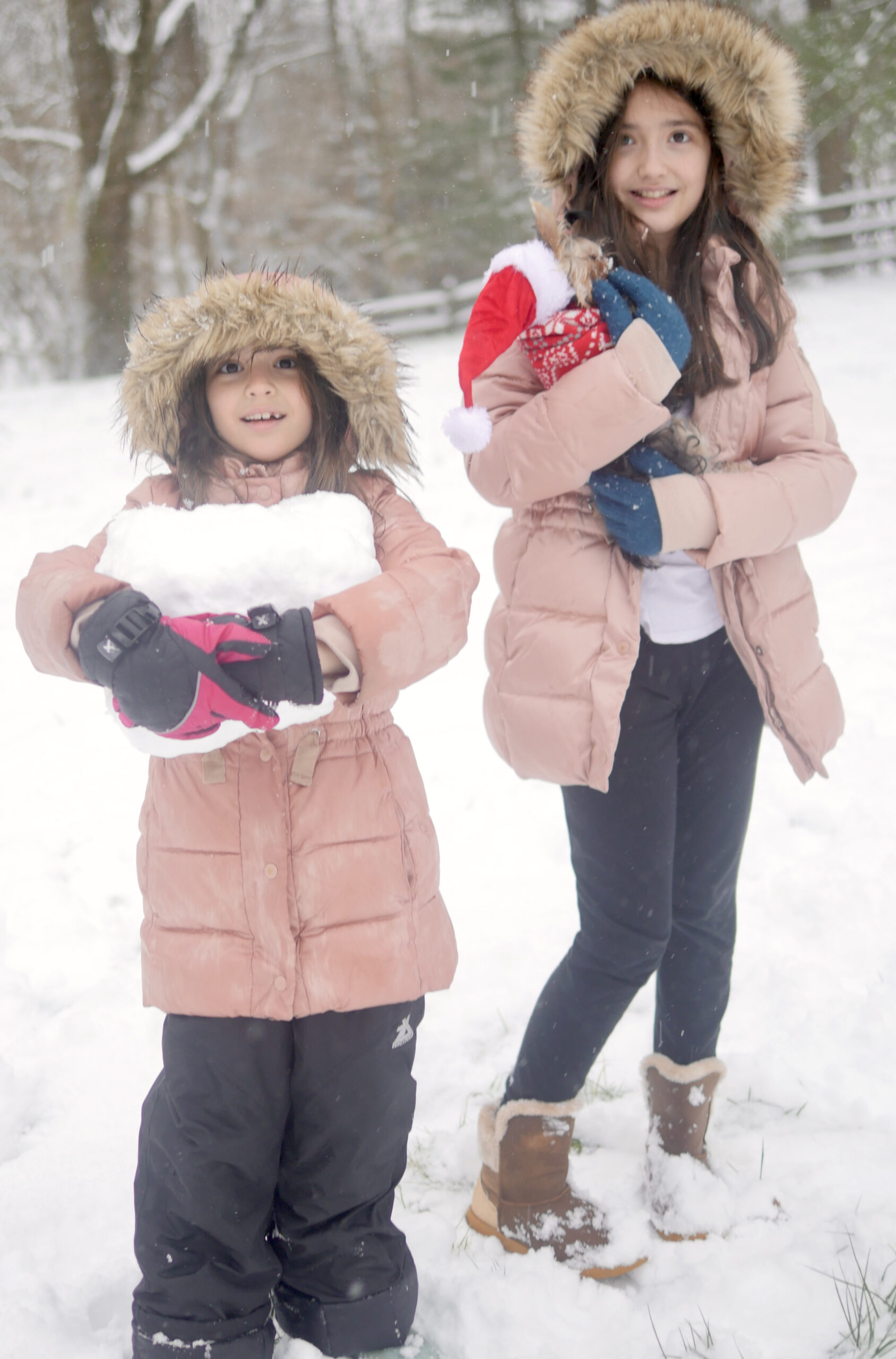 Snow Day Kid's Activities to Do at Home