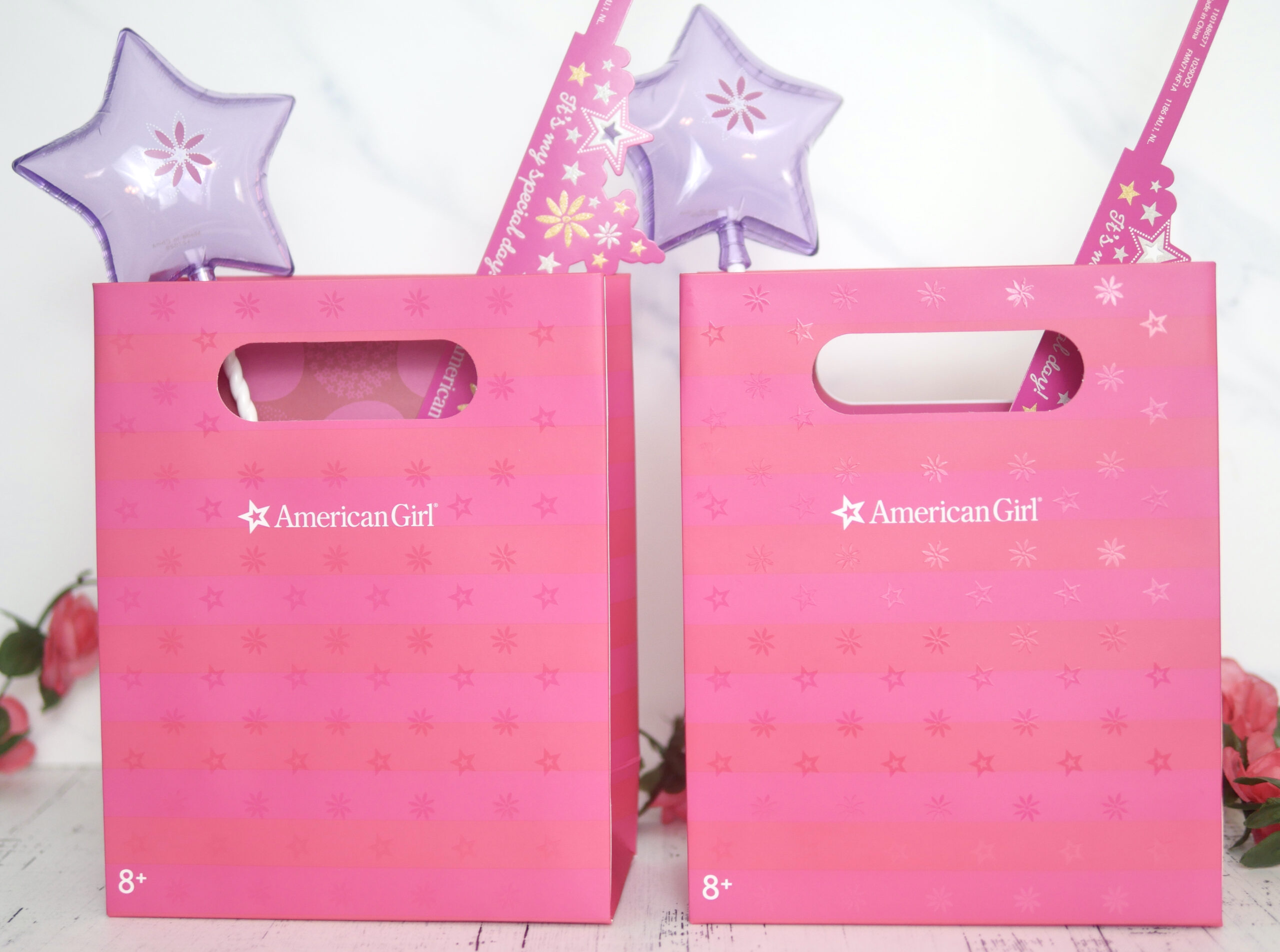 American Girl Take Home Birthday Favors