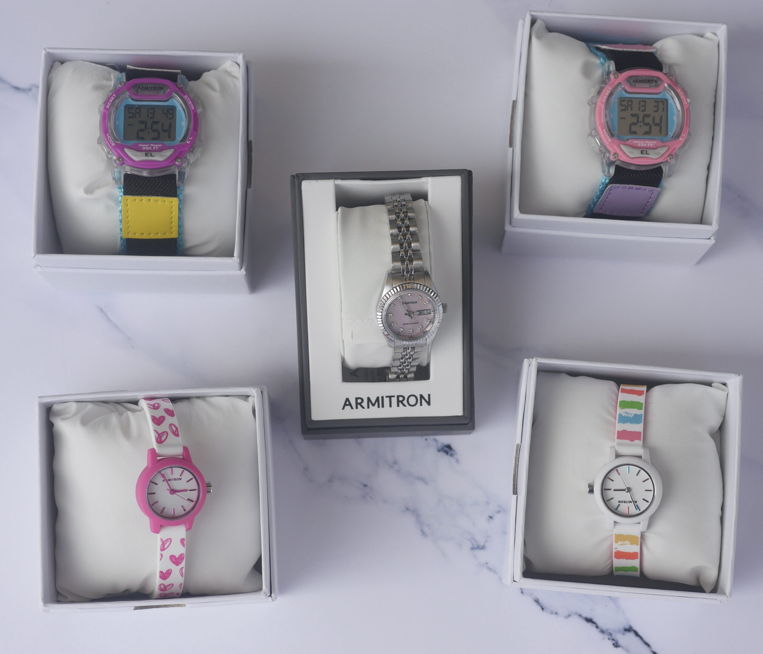 It's Time for Spring Style with Armitron Watches