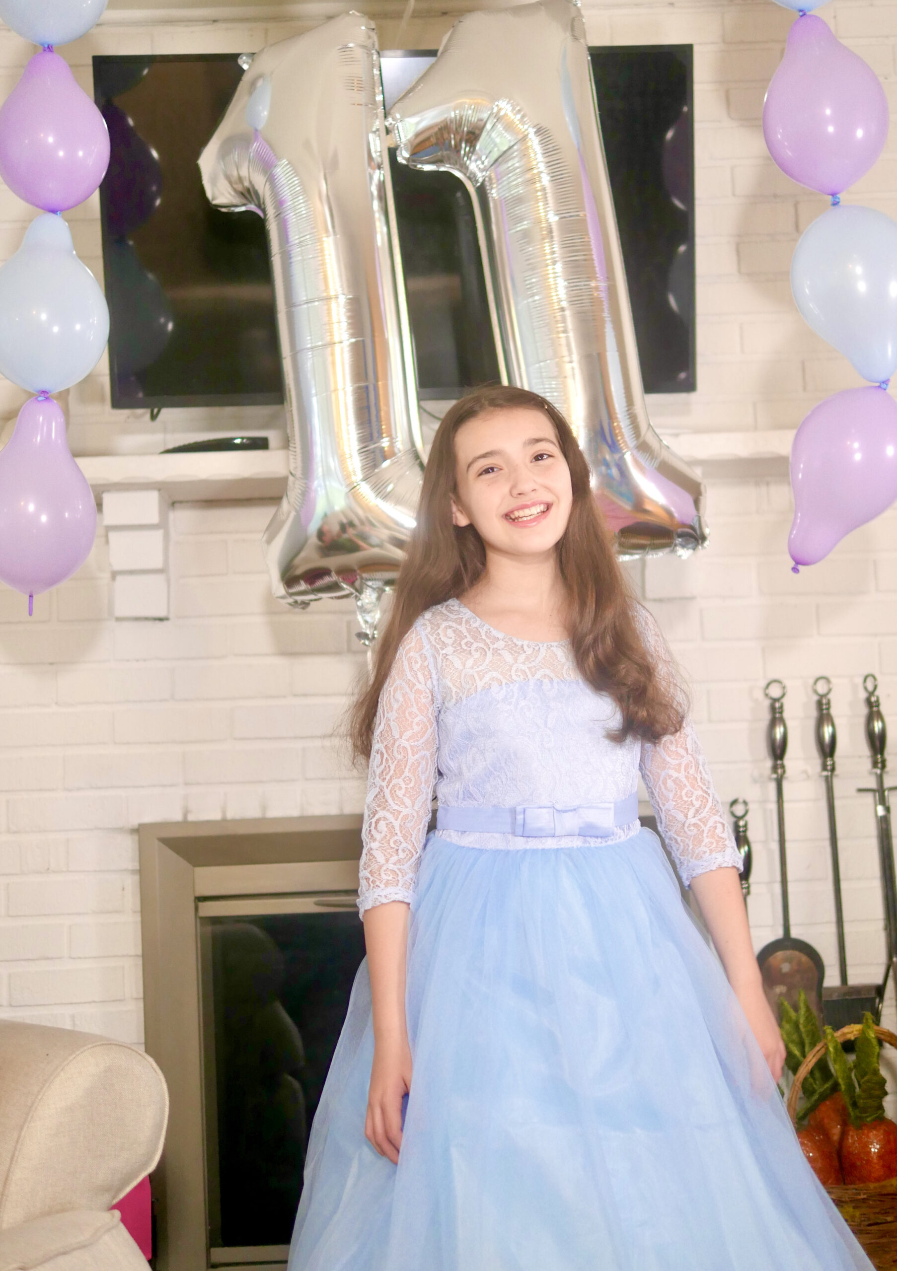 Eleventh Birthday Party Decorations