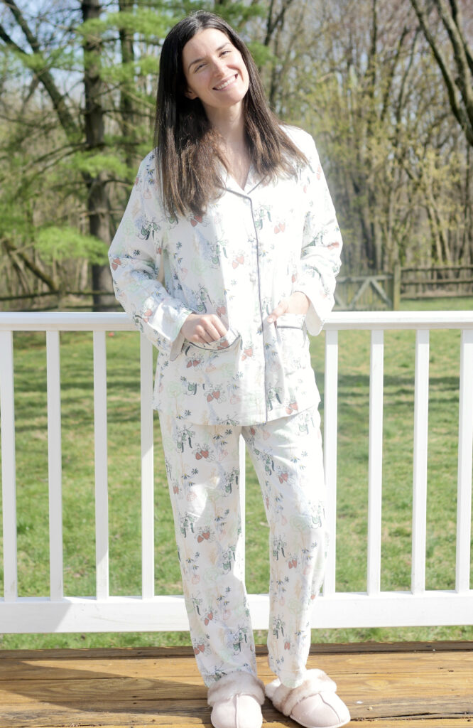 Enjoying Family Life Mother's Day Gift Guide 2021 - Nest Designs Pajamas