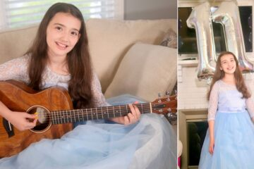 Music-Themed Tween Birthday Party