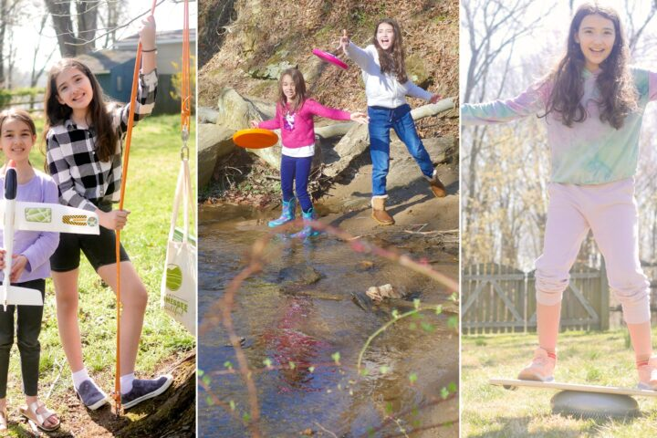 3 Absolutely Fun Outdoor Toys for Kids