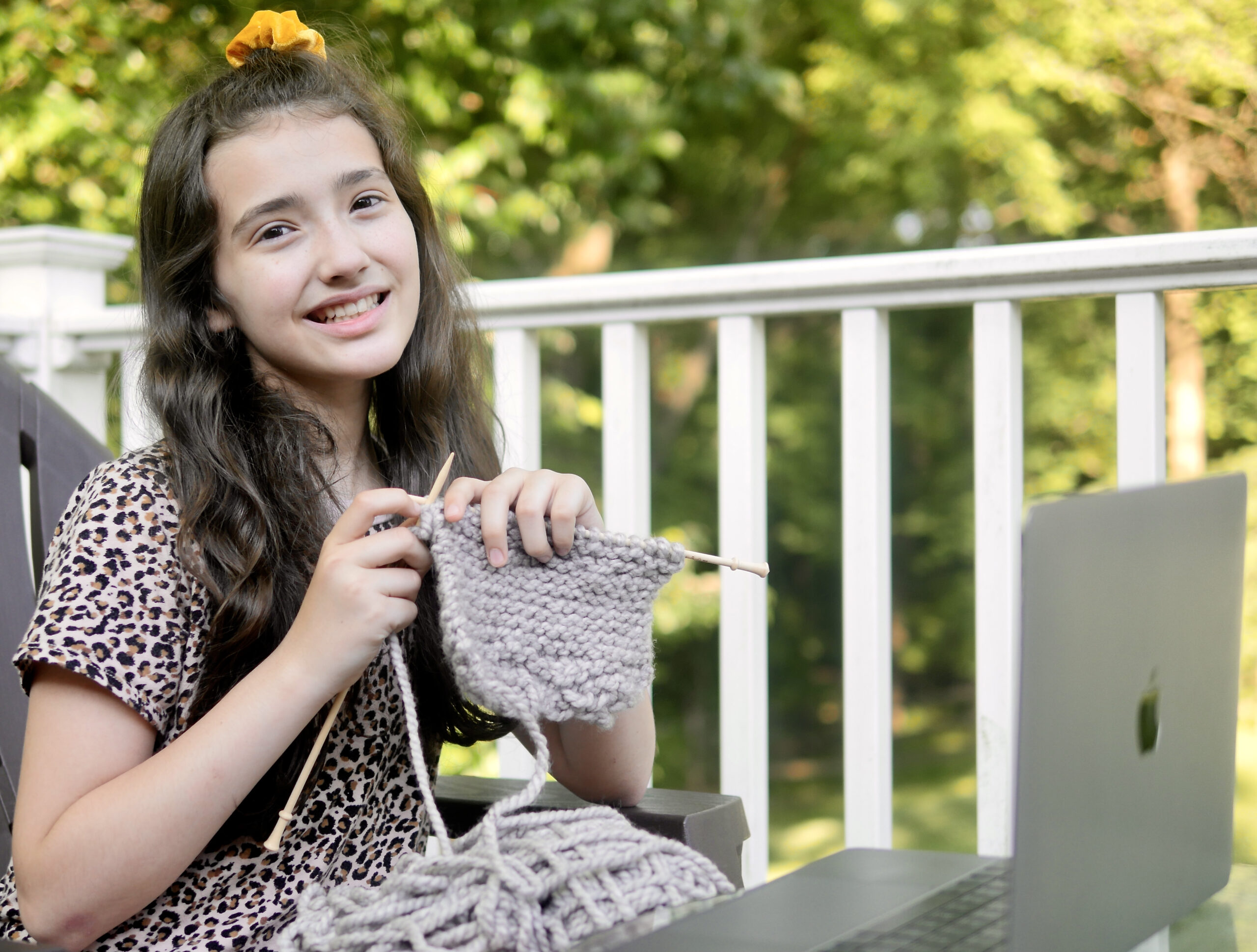 Virtual Knitting Classes on Outschool