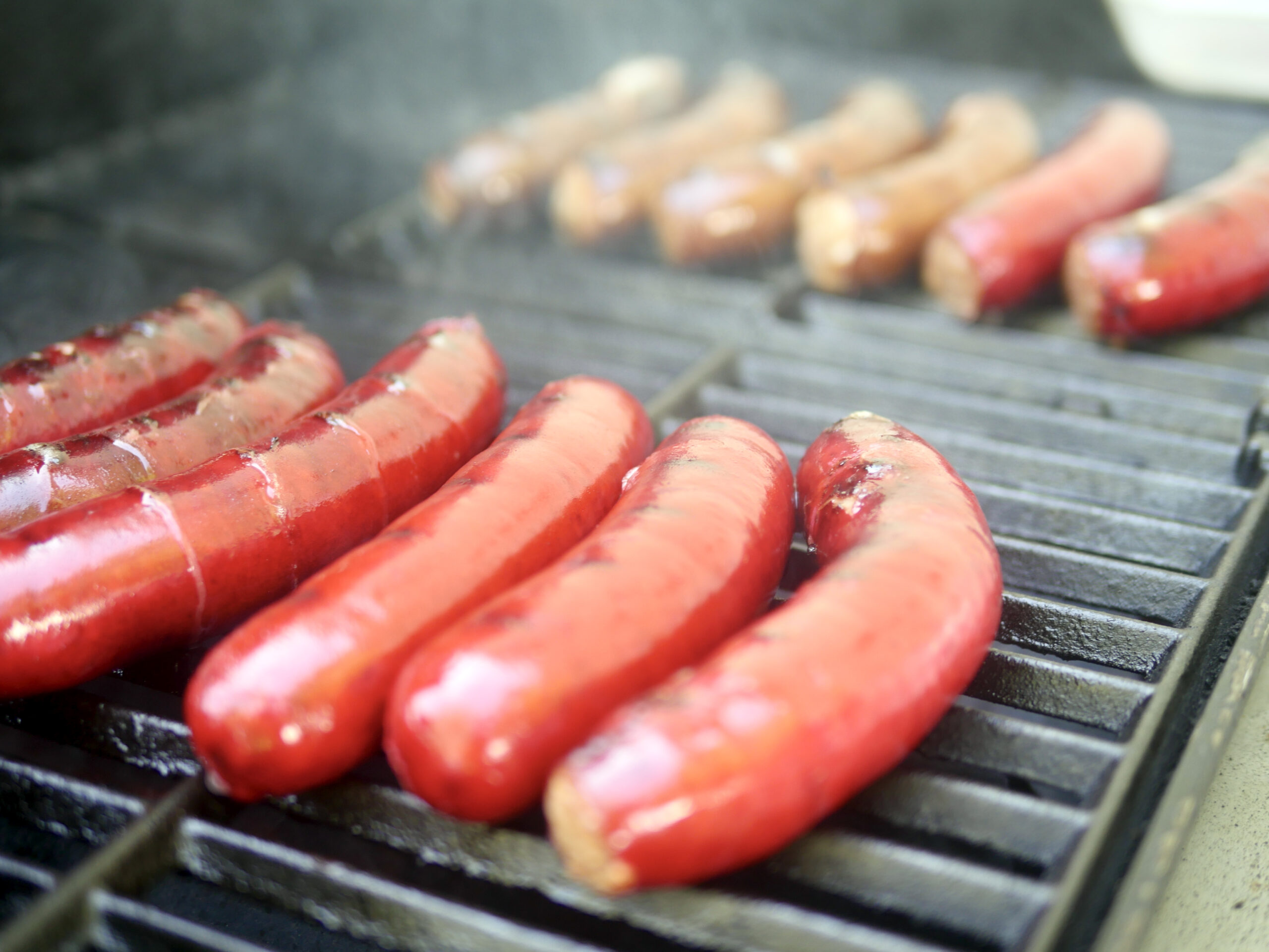 Grilling up a special meal for the Fourth of July