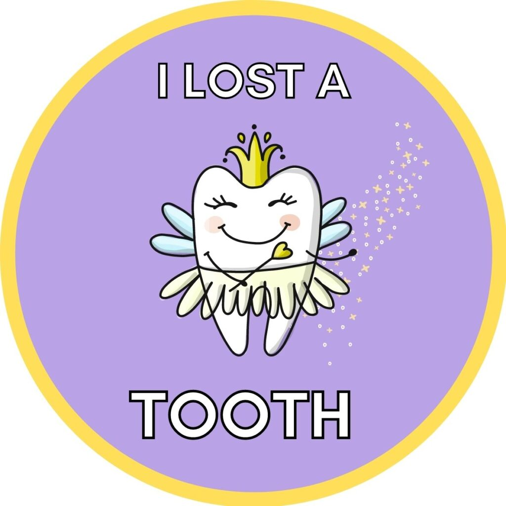Free Tooth Fairy Printables for Parents & Teachers