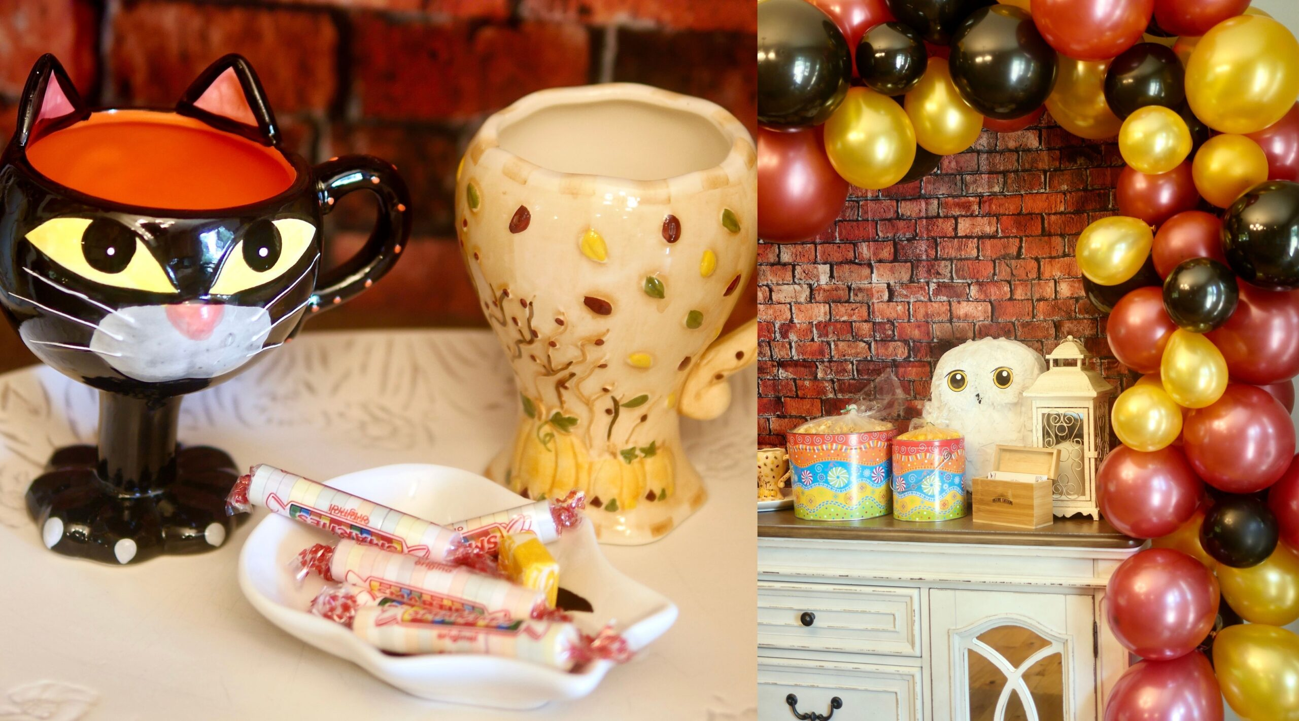 Halloween Gift Guide 2021 & Our Back to School Wizard Party!